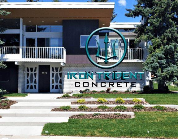 Decorative Concrete contractors